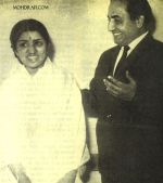 Rafi Duets with Lata and Asha
