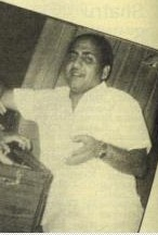 Rain songs by Mohammed Rafi