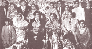 Mohd Rafi at his daughter's wedding