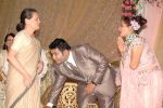 Deepak Chaudhry and Amrita Dhawan Ring Ceremony - Deepak Chaudhry and Amrita Dhawan with Smt. Sonia Gandhi - 1.jpg