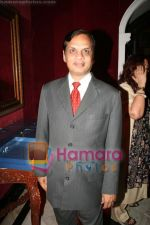Venugopal Dhoot at Rahul Bajaj_s bash in Taj Hotel on 10th June 2008.jpg