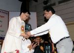 4(300708)-Dr. Mukesh Garg being greeted by Shri Ashish Kapoor, Vice President, RFMS..jpg
