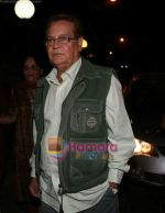 Salim at ghajini special screening on 23rd December 2008 .jpg
