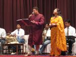 Shrikant Narayan, Shikha Biswas at Tumsa Aacha Kaun Hai - program conducted under the banner Sangeeth Smriti (4).jpg