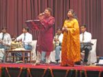 Shrikant Narayan, Shikha Biswas at Tumsa Aacha Kaun Hai - program conducted under the banner Sangeeth Smriti (5).jpg