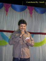 Iqbal at the melodius musical evening in the loving memory of Immortal Rafi Saab on 28th April 2009.JPG