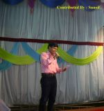 Kishore Makwana at the melodius musical evening in the loving memory of Immortal Rafi Saab on 28th April 2009 (4).jpg