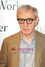 Woody Allen at the Paris Premiere of WHATEVER WORKS in Cinema Gaumont Opera, Paris, France on 19th June 2009.jpg