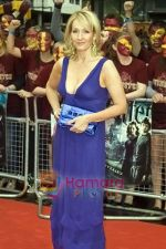 J. K. Rowling at the UK Premiere of movie HARRY POTTER AND THE HALF BLOOD PRINCE on 7th JUly 2009 in Odeon Leicester Square.jpg