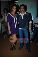 Priyanka Chopra, Uday Chopra on the sets of Star Plus Music Ka Maha Muqabla in Chembur on 23rd Dec 2009 (23).JPG