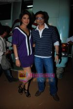 Priyanka Chopra, Uday Chopra on the sets of Star Plus Music Ka Maha Muqabla in Chembur on 23rd Dec 2009 (27).JPG
