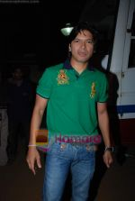 Shaan on the sets of Star Plus Music Ka Maha Muqabla in Chembur on 23rd Dec 2009 (2).JPG