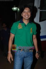 Shaan on the sets of Star Plus Music Ka Maha Muqabla in Chembur on 23rd Dec 2009 (4).JPG