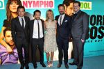 Jennifer Aniston, Jason Sudeikis, Charlie Day, Jason Bateman, Seth Gordon attend the UK premiere of the movie Horrible Bosses at BFI Southbank on 20th July 2011 (68).jpg