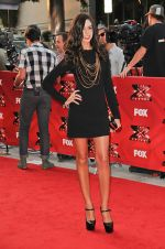Terri Seymour attends FOXs The X Factor World Premiere Screening at the Arclight Cinerama Dome in Hollywood on September 14, 2011 (14).jpg