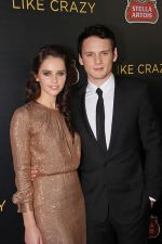 Felicity Jones and Anton Yelchin arrived to the _Like Crazy_ Los Angeles Premiere in Egyptian Theatre on October 25, 2011 (1).jpg