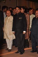 Vilasrao Deshmukh at the Honey Bhagnani wedding reception on 28th Feb 2012 (241).JPG