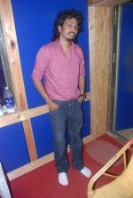 Nakash at a song recording for LIfe OK serial Aasman Se Aagey in Andheri, Mumbai on 19th March 2012 (4).JPG