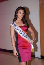 Miss Mexico Elisa Najera at Corralejo mixology bash in Novotel, Mumbai on 12th April 2012 (77).JPG