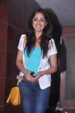 Yami Gautam at Abhishek Bachchan_s screening of Bol Bachchan for John Abraham in Ketnav, Mumbai on 13th July 2012 (100).JPG
