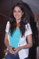 Yami Gautam at Abhishek Bachchan_s screening of Bol Bachchan for John Abraham in Ketnav, Mumbai on 13th July 2012 (101).JPG