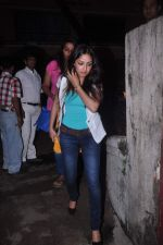 Yami Gautam at Abhishek Bachchan_s screening of Bol Bachchan for John Abraham in Ketnav, Mumbai on 13th July 2012 (103).JPG