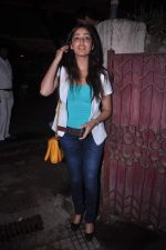 Yami Gautam at Abhishek Bachchan_s screening of Bol Bachchan for John Abraham in Ketnav, Mumbai on 13th July 2012 (105).JPG
