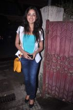Yami Gautam at Abhishek Bachchan_s screening of Bol Bachchan for John Abraham in Ketnav, Mumbai on 13th July 2012 (107).JPG