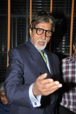 Amitabh at Shatrughan Sinha_s dinner for doctors of Ambani hospital who helped him recover on 16th Dec 2012(126).JPG