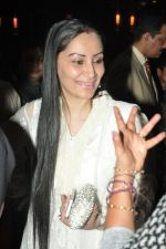 Manyata Dutt at Shatrughan Sinha_s dinner for doctors of Ambani hospital who helped him recover on 16th Dec 2012(157).JPG