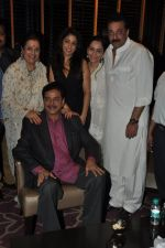 Sanjay Dutt, Shatrughan Sinha at Shatrughan Sinha_s dinner for doctors of Ambani hospital who helped him recover on 16th Dec 2012(192).JPG