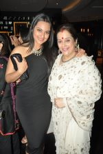 Sonakshi Sinha, Poonam Sinha at Shatrughan Sinha_s dinner for doctors of Ambani hospital who helped him recover on 16th Dec 2012(138).JPG