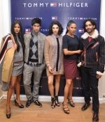 Models in Tommy Hilfiger AW13 collection.jpg