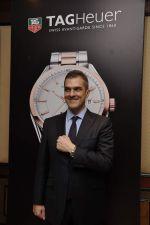 Franck Dardenne  unveils Tag Heuer_s Golden Carrera watch collection in Taj Land_s End, Mumbai on 3rd March 2014 (22)_5315a6251db90.JPG