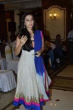 Shivani Surve at Dagdabai Chi Chawl film launch in Dadar, Mumbai on 19th July 2014 (24)_53cbec2dc0649.JPG