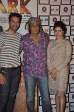 Subhasree Ganguly, Rajneesh Duggal, Ranjeet at the Spark trailor launch in PVR, Mumbai on 21st July 2014 (41)_53ce6b1151d4b.JPG