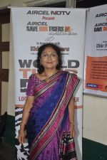 Naina Kanodia  at NDTV Save The Tigers contest in Dharavi, Mumbai on 24th July 2014 (22)_53d24d47de4a7.JPG