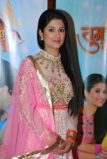 Shefali Sharma at Sony launches Tum Aise Hi Rehna in Mira Road on 4th Nov 2014 (19)_545a1d56dfcb0.JPG