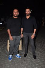 Vishal Shekhar at Farah Khan_s birthday bash at her house in Andheri on 8th Jan 2015 (505)_54afc914d7048.JPG