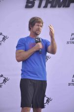 Jonty Rhodes grace the Puma Urban Stampede event in Mumbai on 4th May 2015 (17)_55488ae0369d1.JPG