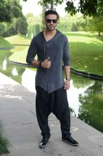 Navdeep Chhabra in Delhi for film promotions of Kuch Kuch Locha Hai on 4th May 2015 (10)_55488c3180391.JPG