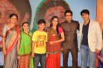Toral Rasputra, Gracy Goswami,Viren Vazirani, Aasiya Kazi, Shakti Anand, Hiten Tejwani at Balika Vadhu Celebrations on 24th Sept 2015 (13)_560533732d52a.JPG