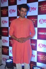 Sachin Shroff at santosh maa serial launch on 25th Nov 2015 (16)_5656b63b7a812.JPG