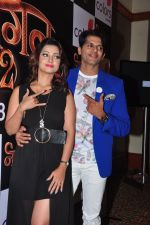 Adaa Khan, Karanvir Bohra at Naagin  2 launch in Mumbai on 4th Oct 2016 (26)_57f4ea7056abd.JPG