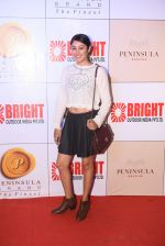 Anjali Pandey at 3rd Bright Awards 2017 in Mumbai on 6th Feb 2017_5899930d856b8.JPG