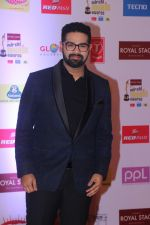 Siddharth Mahadevan at Mirchi Music Awards in NSCI, Worli, Mumbai on 28th Jan 2018 (76)_5a6ec1cd43854.JPG
