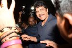Nagarjuna with  Cast of Shiva 2 spotted at Estrella lounge in juhu, mumbai on 8th March 2018 (33)_5aa23a50ce05f.JPG