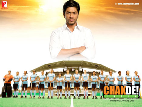 movie review on chak de india Rating : first things first chak de india is an outright winner a triumph of the spirit, and of craftsmanship while director shimit amin of ab tak chhappan fame has crafted a film with immense staying power and exceptional integrity and gusto, the thought-process behind the endearing endeavour harks back to a series of well-crafted.