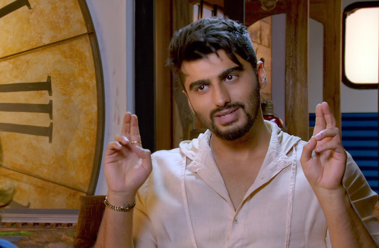 Arjun Kapoor in Ki and Ka